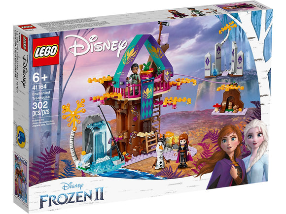 Lego Disney Frozen II Enchanted Treehouse 41164