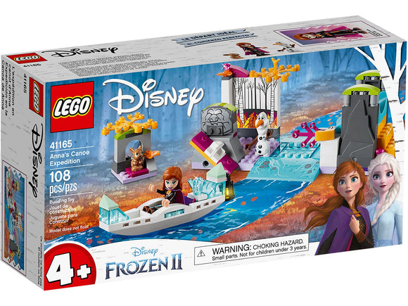 Lego Disney Frozen II Anna's Canoe Expedition 41165