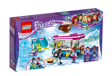 You added <b><u>Lego Friends Snow Resort Hot Chocolate Van 41319</u></b> to your cart.