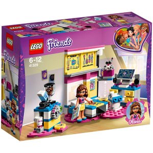 You added <b><u>Lego Friends Olivias Bedroom 41329</u></b> to your cart.
