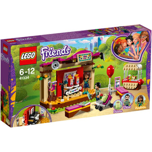 Lego Friends Andreas Park Performance 41334