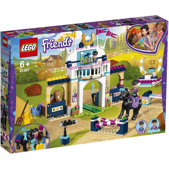 Lego Friends Stephanies Horse Jumping 41367