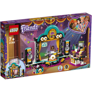 You added <b><u>Lego Friends Andrea's Talent Show 41368</u></b> to your cart.