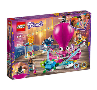 You added <b><u>Lego Friends Funny Octopus Ride 41373</u></b> to your cart.