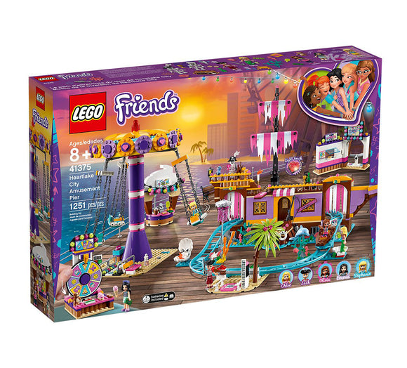 Lego Friends Heartlake City Amusement Pier 41375