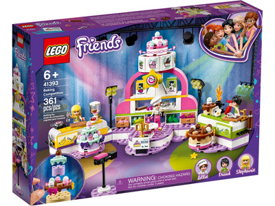 You added <b><u>Lego Friends Baking Competition 41393</u></b> to your cart.
