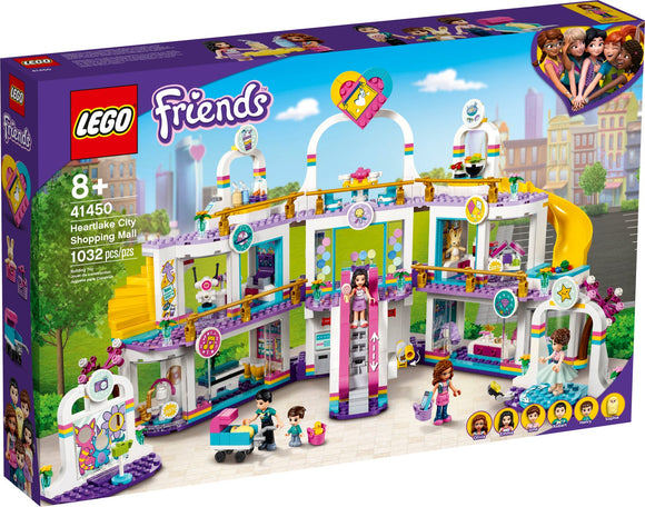Lego Friends Heartlake City Shopping Mall 41450