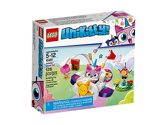 LEGO Unikitty Cloud Car 41451