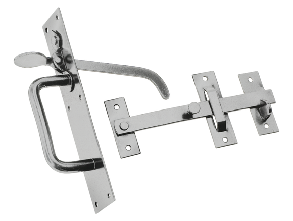 Eliza Tinsley Suffolk Latch No. 5 with Long Thumb Bit