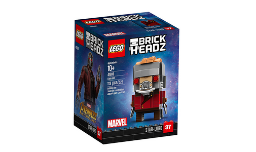 You added <b><u>Lego Brickheadz Star-Lord 41606</u></b> to your cart.