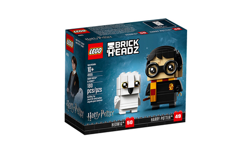 You added <b><u>Lego Brickheadz Harry Potter & Hedwig 41615</u></b> to your cart.