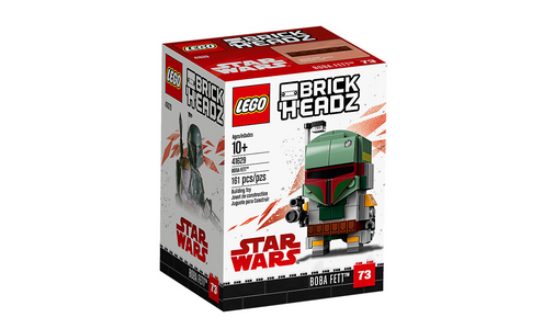 You added <b><u>Lego Brickheadz Boba Fett 41629</u></b> to your cart.