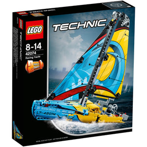 You added <b><u>Lego Technic Racing Yacht 42074</u></b> to your cart.