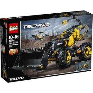 You added <b><u>LEGO Technic Volvo Concept Wheel Loader ZEUX 42081</u></b> to your cart.
