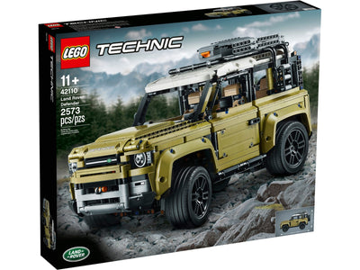 You added <b><u>LEGO Technic Land Rover Defender 42110</u></b> to your cart.
