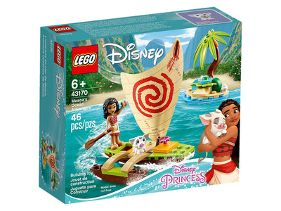 You added <b><u>Lego Disney Princess Moana's Ocean Adventure 43170</u></b> to your cart.