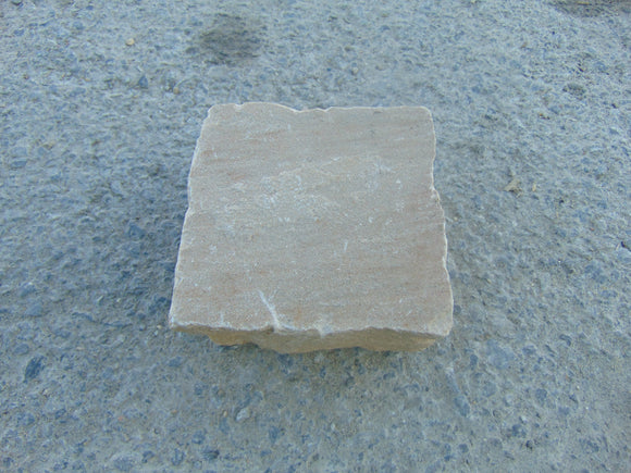 Natural Stone Stone Set 100mm X 100mm