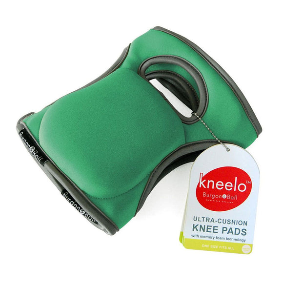 Burgon & Ball Kneelo Knee Pads Emerald Green