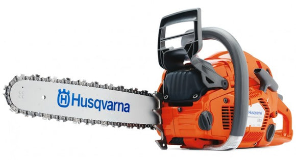 Husqvarna Petrol Chainsaws 555 Full-Time 18