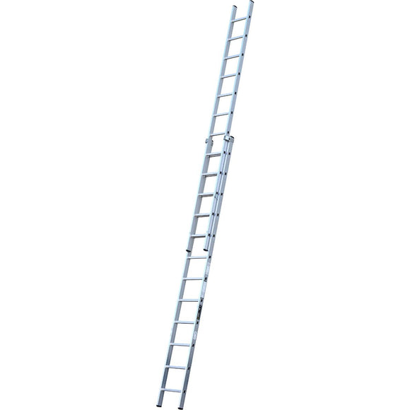Youngman Extension Ladder Trade 200 2 Section 3.66m