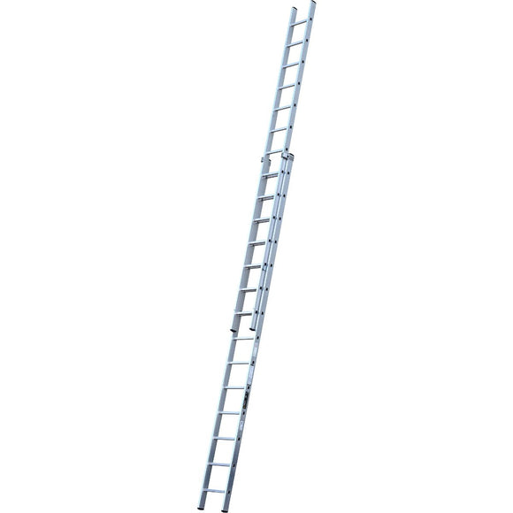 Youngman Extension Ladder Trade 200 2 Section 4.24m