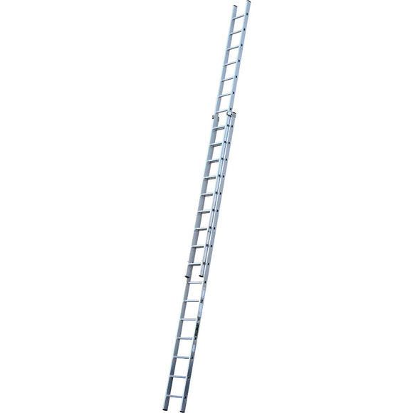 Youngman Extension Ladder Trade 200 2 Section 4.82m