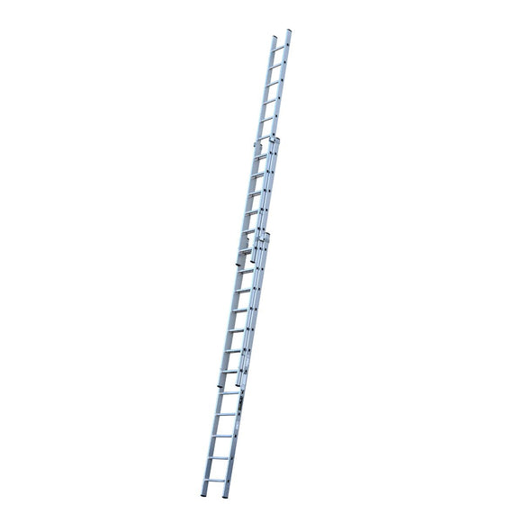 Youngman Extension Ladder Trade 200 3 Section 3.66m