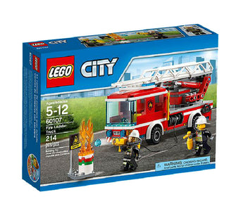 You added <b><u>Lego City fire Ladder Truck 60107</u></b> to your cart.