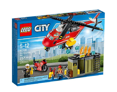 You added <b><u>Lego City Fire Response Unit 60108</u></b> to your cart.