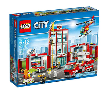 You added <b><u>Lego City Fire Station 60110</u></b> to your cart.