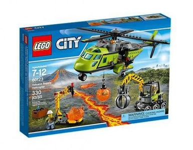 You added <b><u>Lego City Volcano Supply Helicopter 60123</u></b> to your cart.