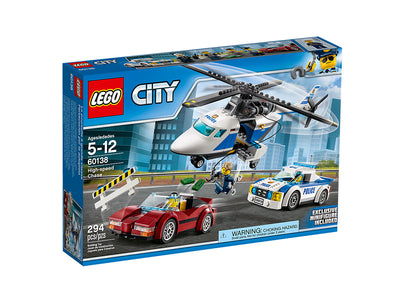 You added <b><u>LEGO City High-Speed Chase 60138</u></b> to your cart.