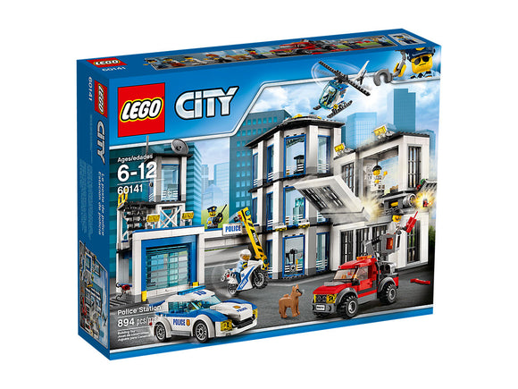 LEGO City Police Station In 60141
