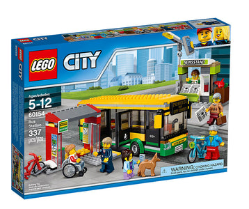 You added <b><u>Lego City Bus Station 60154</u></b> to your cart.