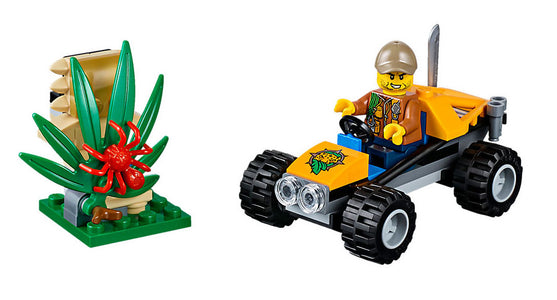 You added <b><u>Lego City Jungle Buggy 60156</u></b> to your cart.
