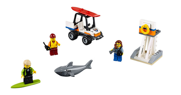 Lego City Coast Guard Starter Set 60163