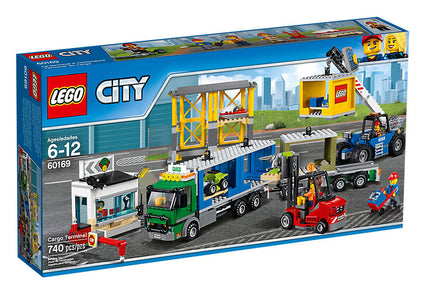 You added <b><u>Lego City Cargo Terminal 60169</u></b> to your cart.