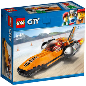 You added <b><u>Lego City Speed Record Car 60178</u></b> to your cart.