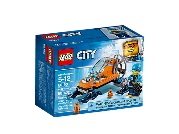 LEGO City Arctic Ice Glider 60190
