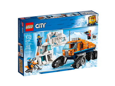 You added <b><u>LEGO City Arctic Scout Truck 60194</u></b> to your cart.
