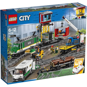 You added <b><u>Lego City Cargo Train 60198</u></b> to your cart.