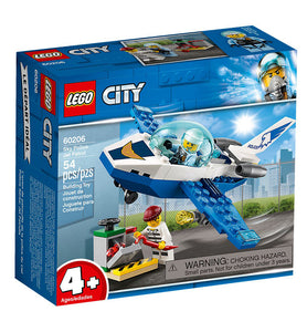 You added <b><u>Lego City Sky Police Jet Patrol 60206</u></b> to your cart.