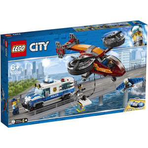 You added <b><u>Lego City Sky Police Diamond Heist 60209</u></b> to your cart.