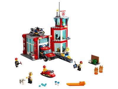 You added <b><u>Lego City Fire Station 60215</u></b> to your cart.