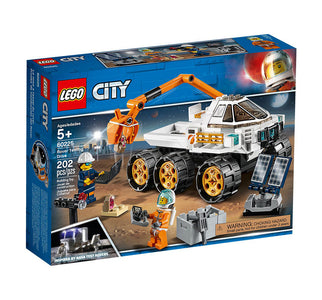 You added <b><u>Lego City Rover Testing Drive 60225</u></b> to your cart.