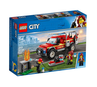 You added <b><u>Lego City Fire Chief Response Truck 60231</u></b> to your cart.