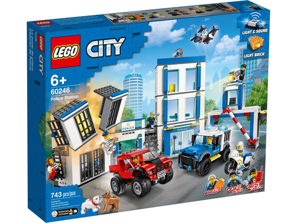 Lego City Police Station 60246