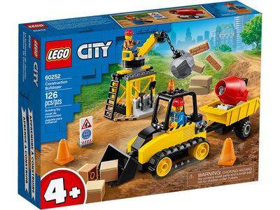 You added <b><u>Lego City Construction Bulldozer 60252</u></b> to your cart.