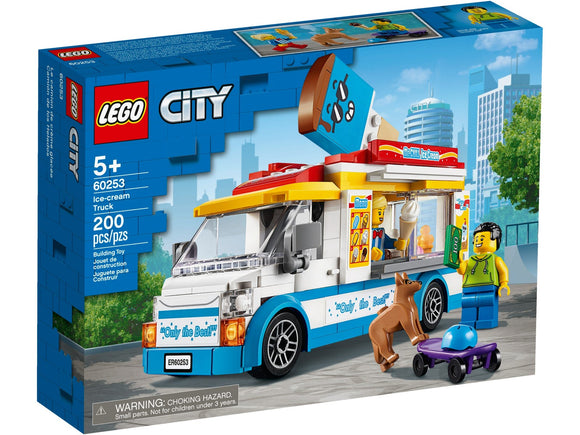Lego City Ice-Cream Truck 60253