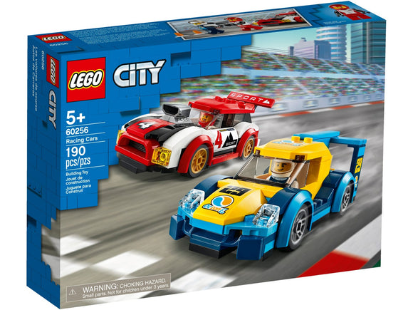Lego City Racing Cars 60256